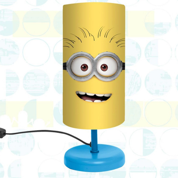 Lampe cylindrique MINION