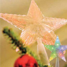 Cimier étoile changement de couleurs