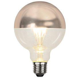 Ampoule demi copper E27