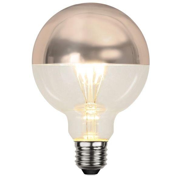 Led Dimmable Ampoule Demi E27 4w Cuivre MpSzqGUV