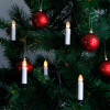 Guirlande led 16 bougies pour sapin
