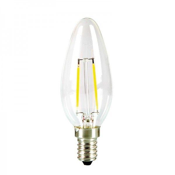 Bombilla LED E14 2.2 W Blanco cálido