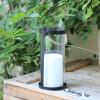 Lanterne RIVA à piles blanc chaud 25.4cm