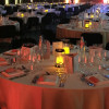 Lanterne RIVA à piles blanc chaud 30.5cm