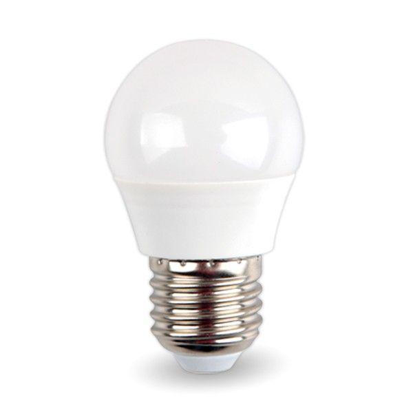 ampoule led e27 g45 boule 6w rendu 40w eclairage design. Black Bedroom Furniture Sets. Home Design Ideas