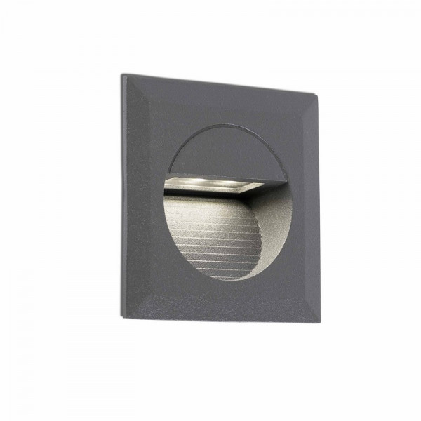 MINI-CARTER Encastré mural exterieur led 1.2 W