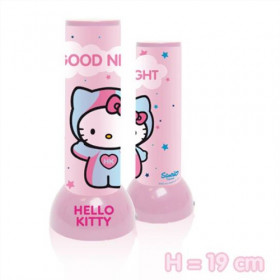 Lampe Hello Kitty GOOD NIGHT