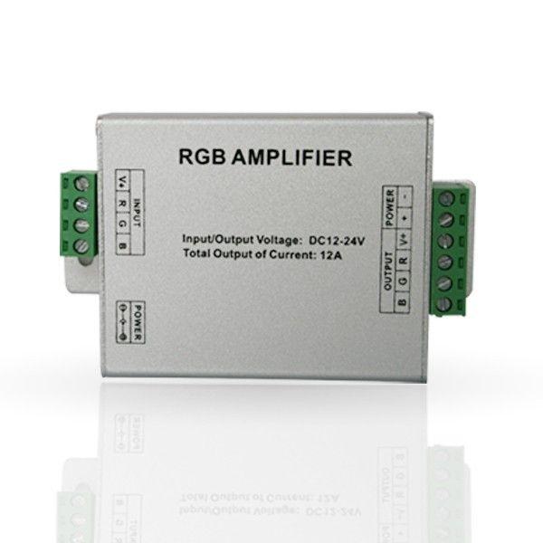Amplificateur RGB pour strip LED