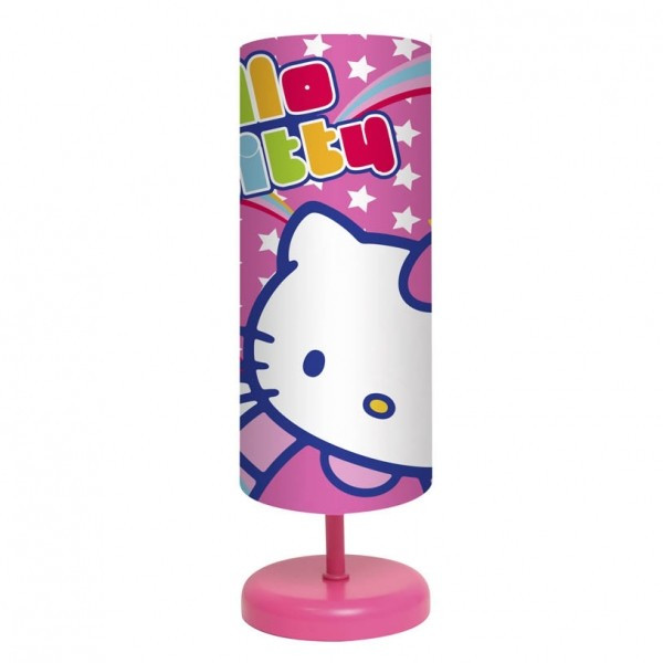 Lampe A Poser Etoile Hello Kitty Eclairage Design