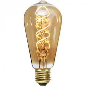 Ampoule décorative Dimmable E27 2100K 3.8W