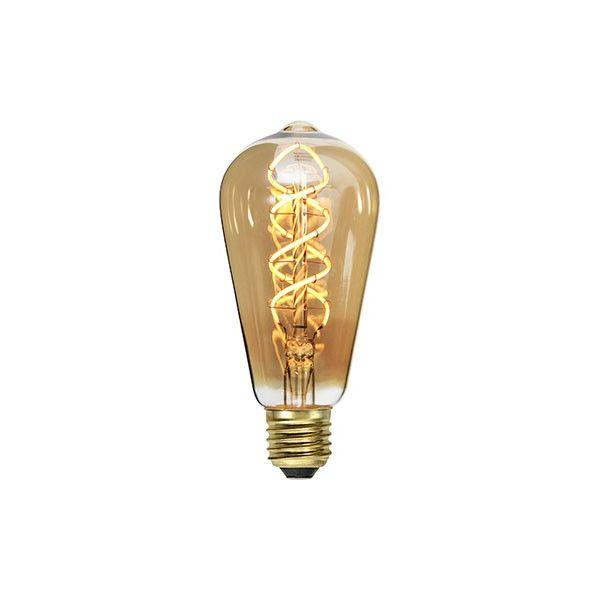 Ampoule  décorative Dimmable E27  2100K 3.8W