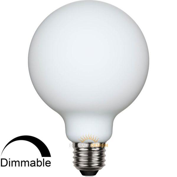 Ampoule opaque E27 5W
