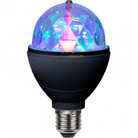 Ampoule LED E27 DISCO LED