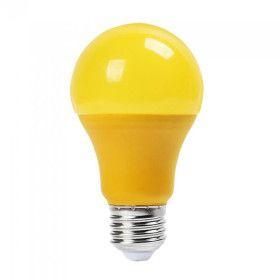 Ampoule LED E27 9W Jaune