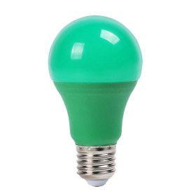 Ampoule LED E27 9W Verte