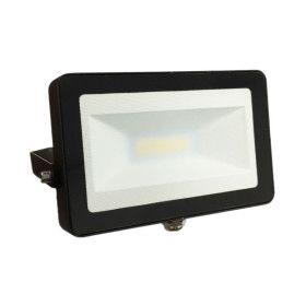 Projecteur LED 20W Noir Extérieur IP65