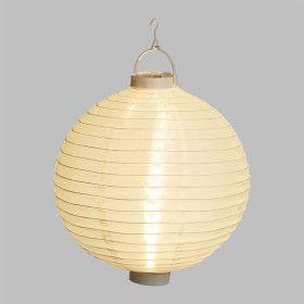 Lanterne 30cm sur piles