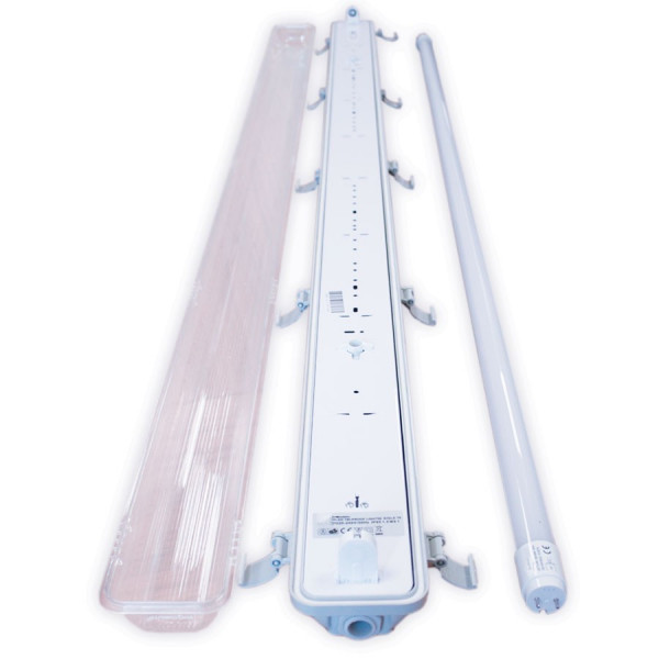 kit tube led 120cm