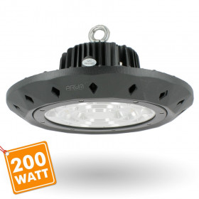 Gamelle suspension industrielle HIGH BAY UFO 200W IP65