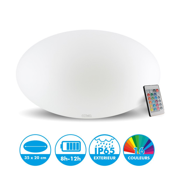 Sphere Flat 35 cm