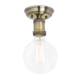 ART Lampe applique or vieux