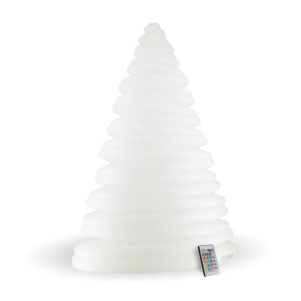 sapin de no l led luminaire ext rieur rechargeable eclairage design. Black Bedroom Furniture Sets. Home Design Ideas