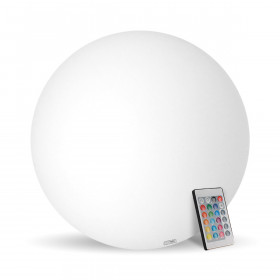 Boule lumineuse 60cm rechargeable flottante