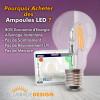 Ampoule E27 12W 1020 Lumens