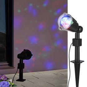 Spot LED extérieur DISCO PARTY