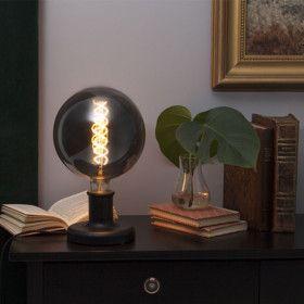 Lampe à poser Noir Modèle JOJO E27