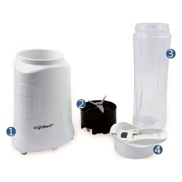 Mini blender mixeur portable