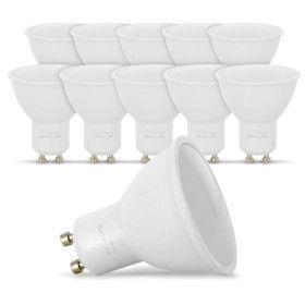 Lot de 10 Ampoules GU10 5W eq. 40W 3000K Blanc Chaud V-TAC