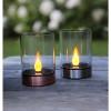 Bougie Table Lanterne solaire