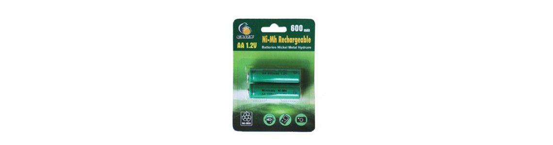 Batteries rechargeables solaires