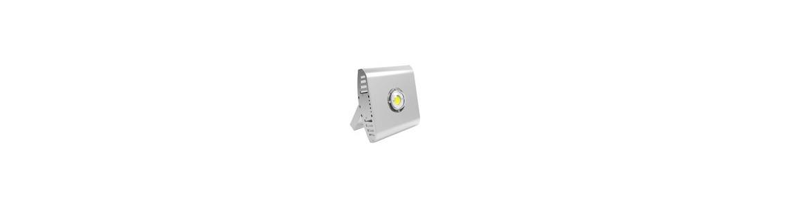 Projecteur LED Gris