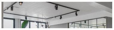 Eclairage sur rail LED