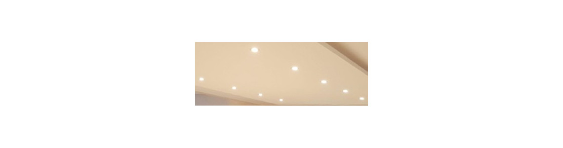 Lot spot LED encastrable plafond