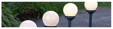 Globes Solaires