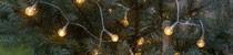 Guirlande LED extérieur