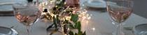 Guirlande LED a piles